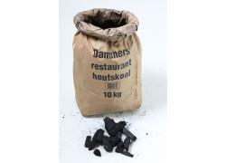 Dammers Houtskool 10kg