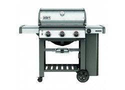 Weber Genesis II S310 GBR RVS