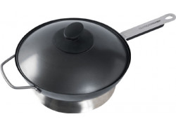 Outdoorchef Wok met steel