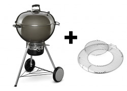 Weber Master Touch GBS Edition 57 cm Smoke Grey