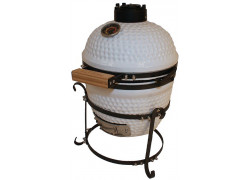 Patton Kamado Grill 13 wit