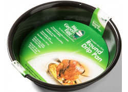 Big Green Egg Lekbak Rond