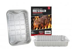 BBQdeco Aluminium bakjes XL (5 stuks)