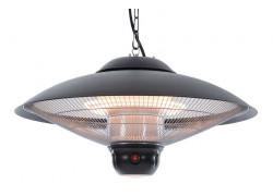 Sunred Terrasheater Lamp 2100 watt Zwart