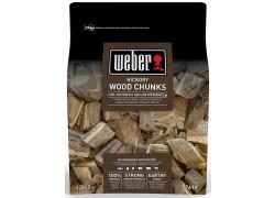 Weber Houtblokjes 1.5kg Hickory