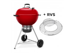 Weber Master Touch GBS Limited Edition 57 cm rood