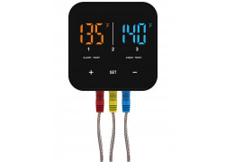 Patton Bluetooth Smart Thermometer III - incl. 3 RVS probes