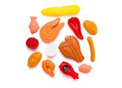 Weber BBQ etenswaren, speelgoed