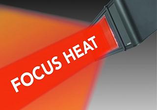focus heat