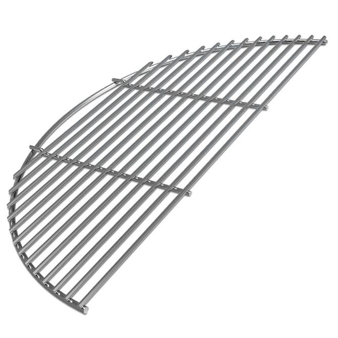 Big Green Egg Stainless Steel Half Grid
