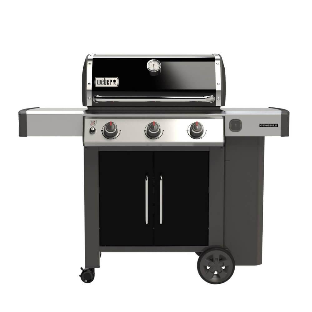Weber Genesis II E-315 GBS Black kopen? Lees hier over het voordeligste Huis & Tuin > Alle barbecues > Buitenkeuken