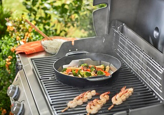 Weber Gourmet Barbecue System (GBS)