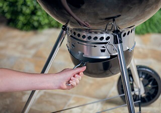 Weber Master-Touch GBS One-Touch