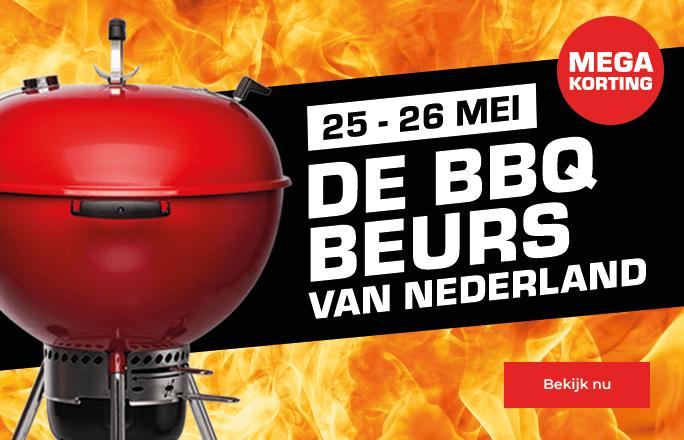 De BBQ Beurs van Nederland